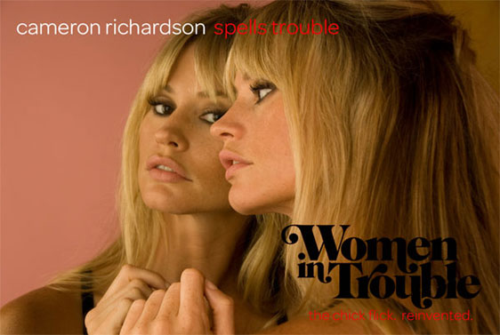 Women in Trouble Poster #7