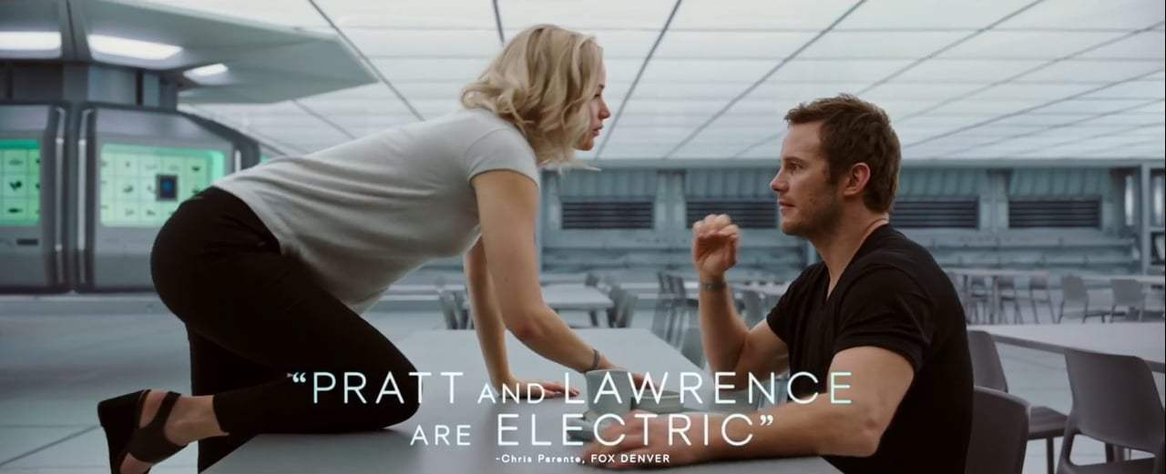 Passengers TV Spot - Own It (2016) Screen Capture