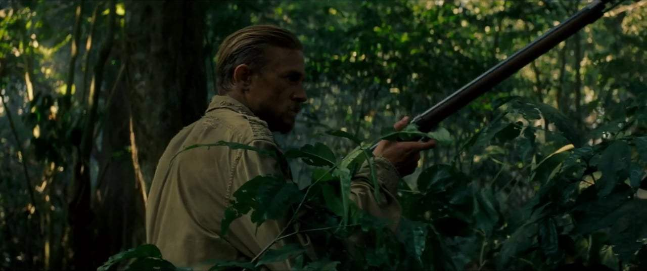 The Lost City of Z (2017) - TV Spot - Civilisation Screen Capture