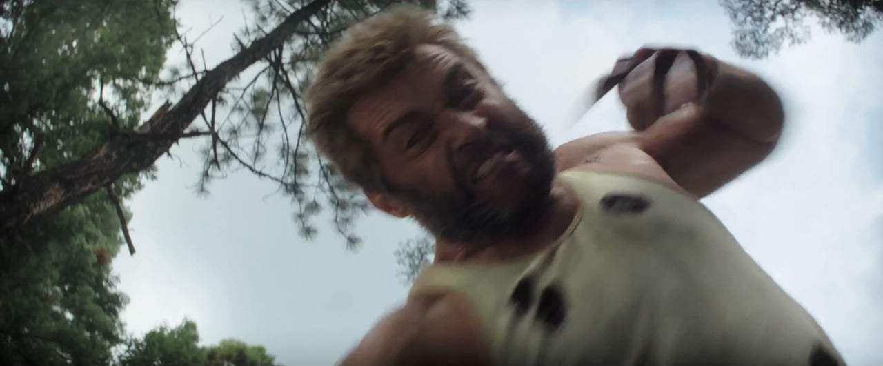 Logan TV Spot - Should See (2017) Screen Capture