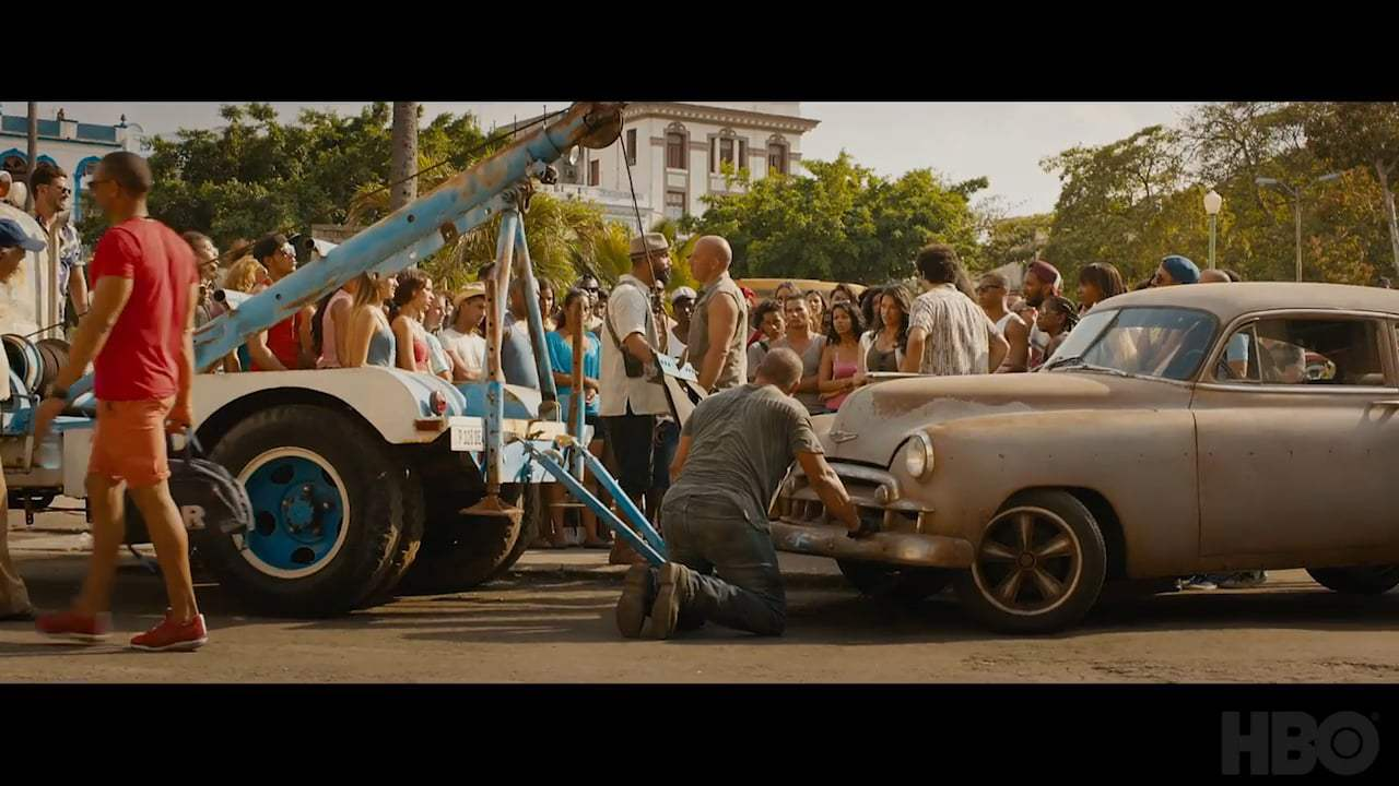 The Fate of the Furious Featurette - Cuba (2017) Screen Capture