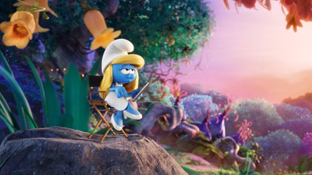 Smurfs: The Lost Village Viral - Demi Lovato's Lost Audition Tape (2017) Screen Capture