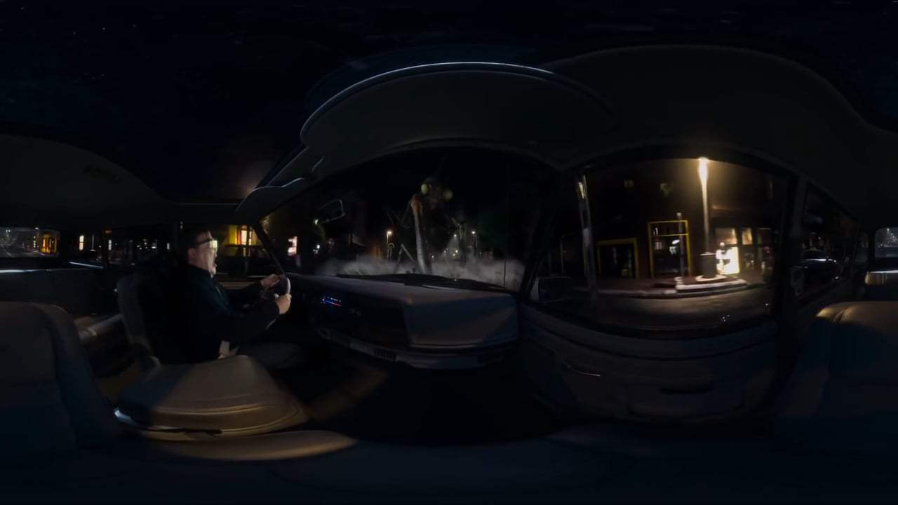 Goosebumps 360 VR Experience (2015) Screen Capture