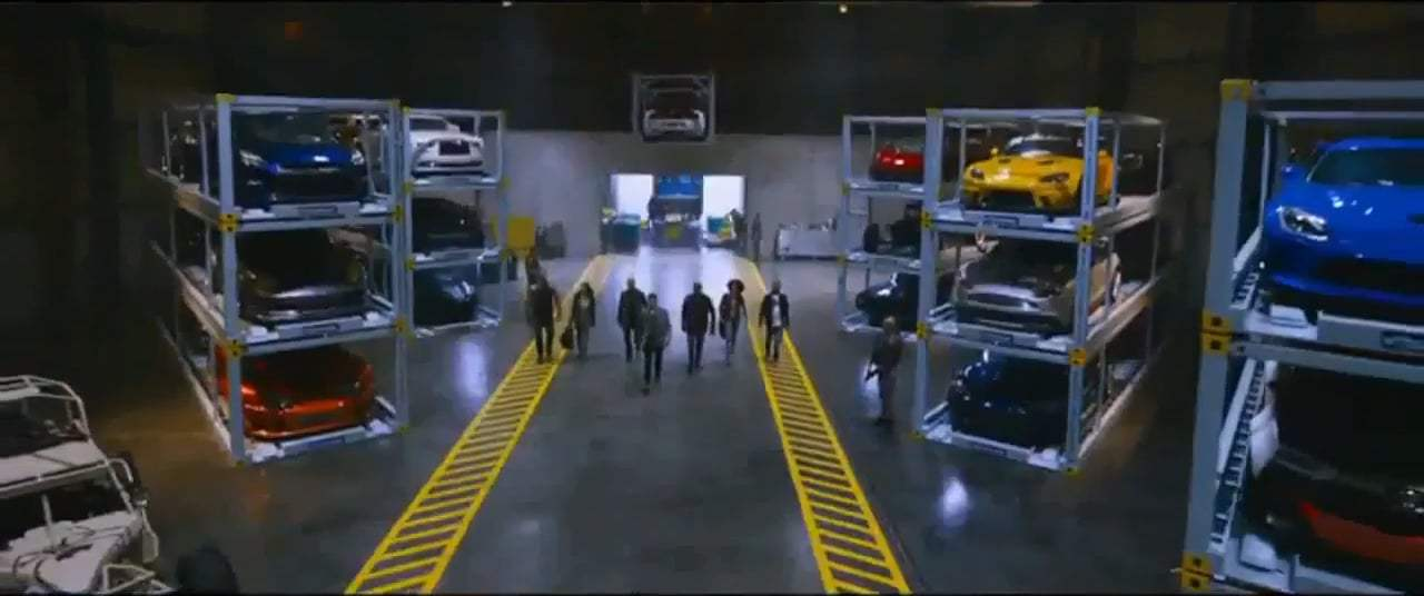 The Fate of the Furious TV Spot - Big Rescue (2017) Screen Capture