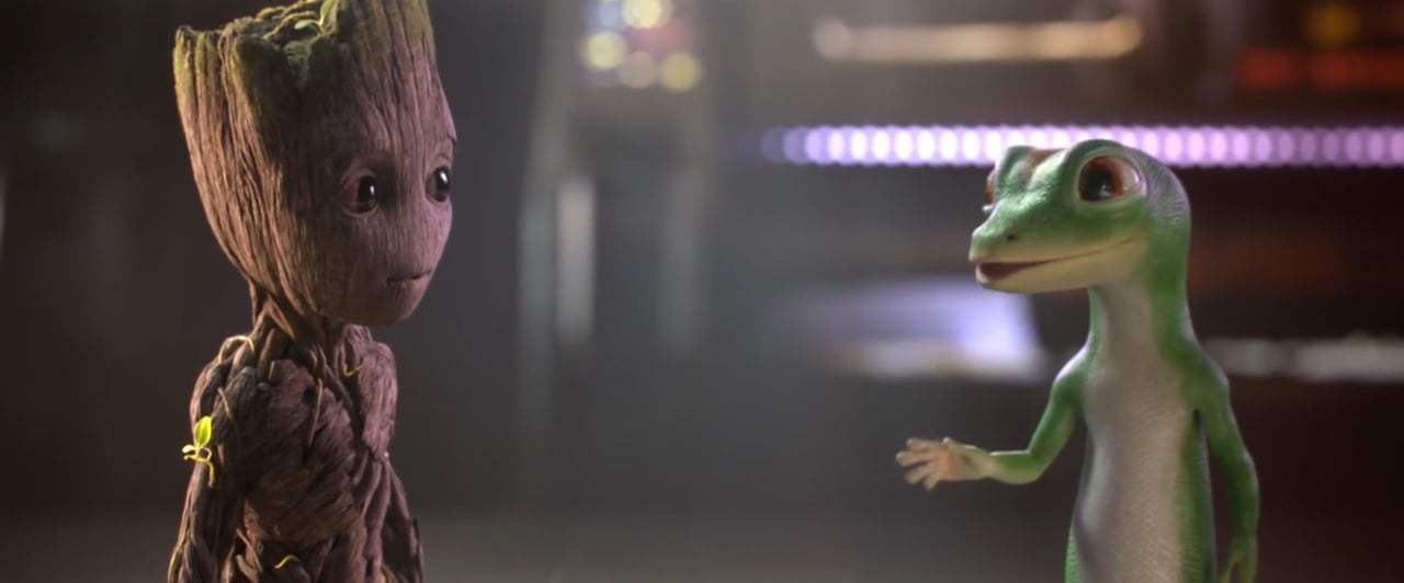 Guardians of the Galaxy Vol. 2 TV Spot - Geico (2017) Screen Capture