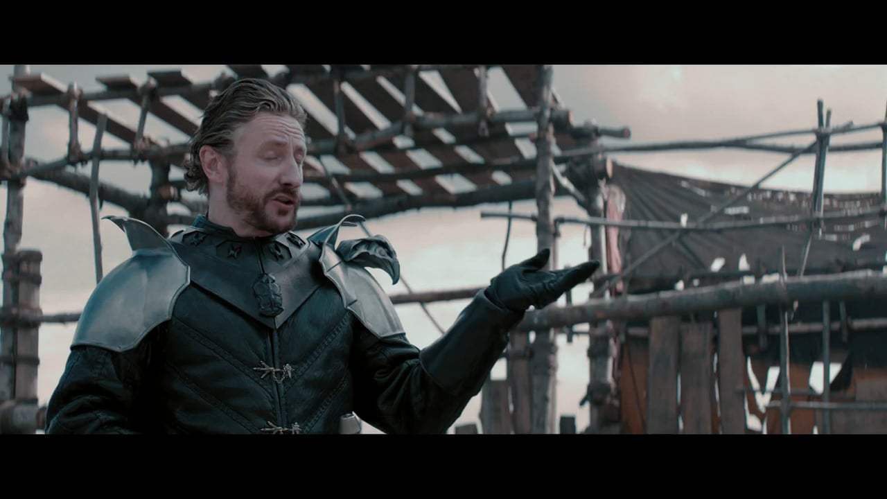 King Arthur: Legend of the Sword TV Spot - Fight (2017) Screen Capture