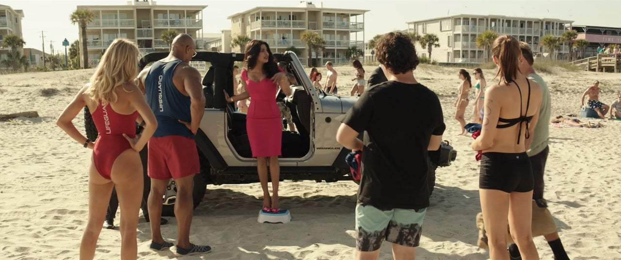 Image result for Baywatch Movie Clip - Standing Invitation
