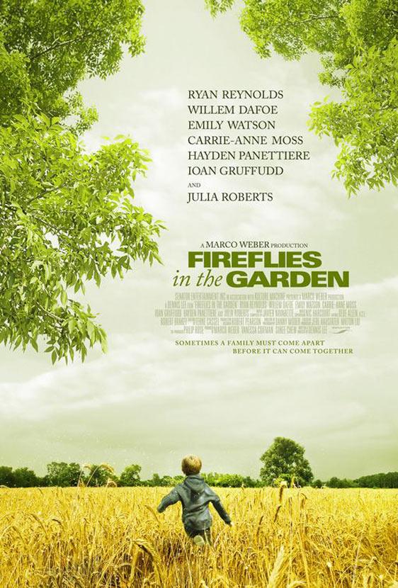 Fireflies in the Garden Poster #4
