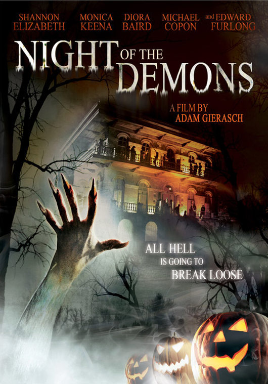 Night of the Demons Poster #3