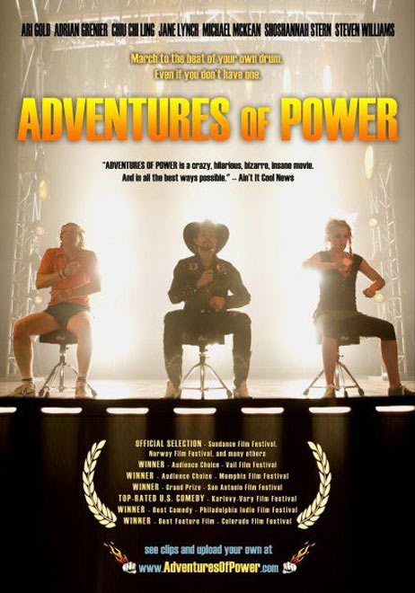 Adventures of Power Poster #2