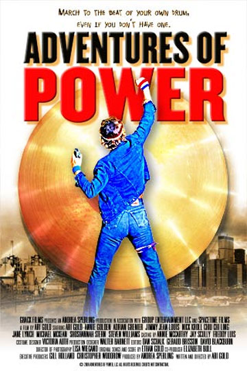 Adventures of Power Poster
