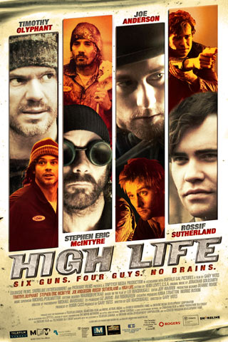 High Life Poster #1