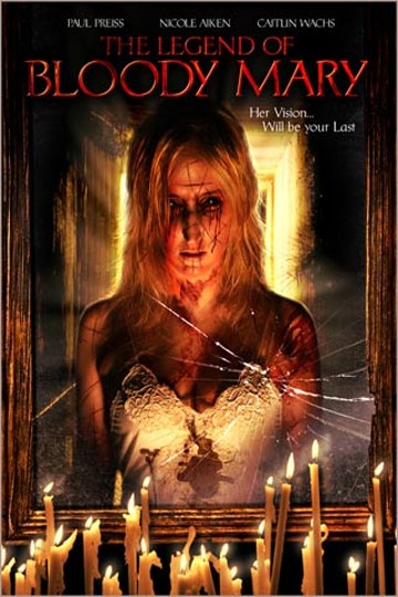 The Legend of Bloody Mary Poster