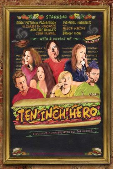 Ten Inch Hero Poster