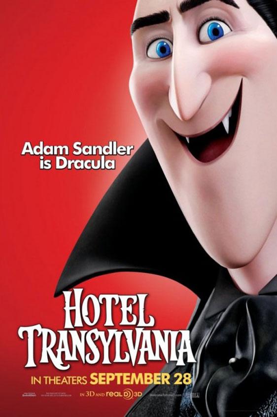 Hotel Transylvania Poster #12