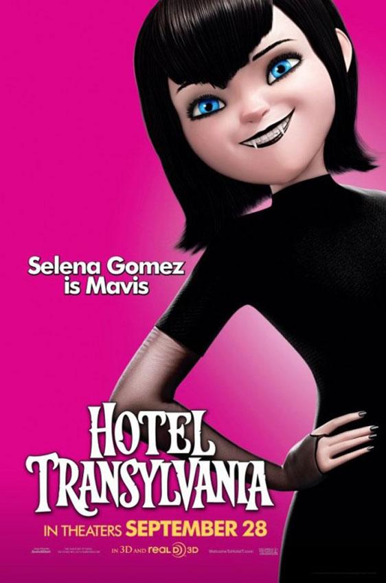 Hotel Transylvania Poster #16