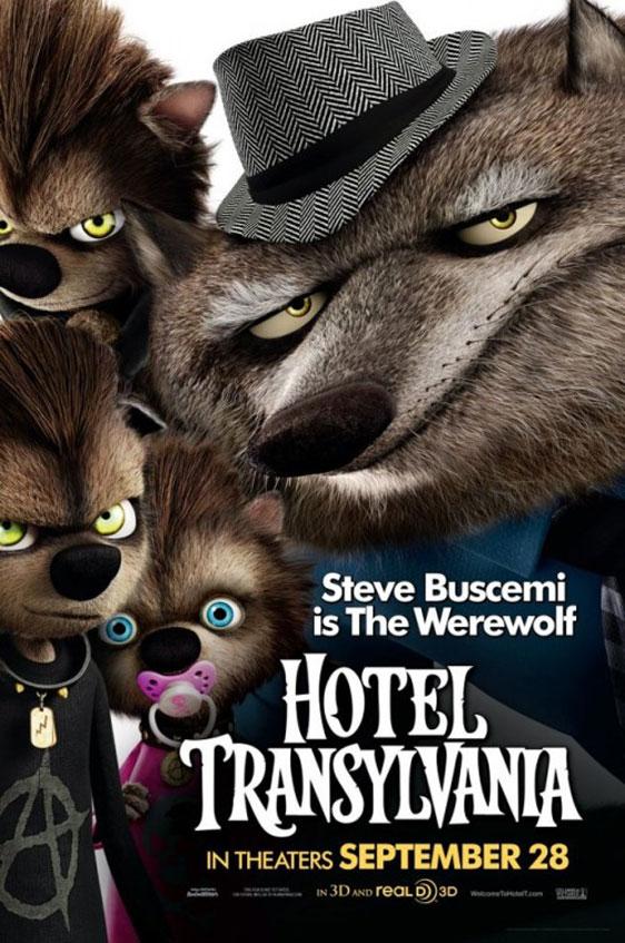 Hotel Transylvania Poster #17