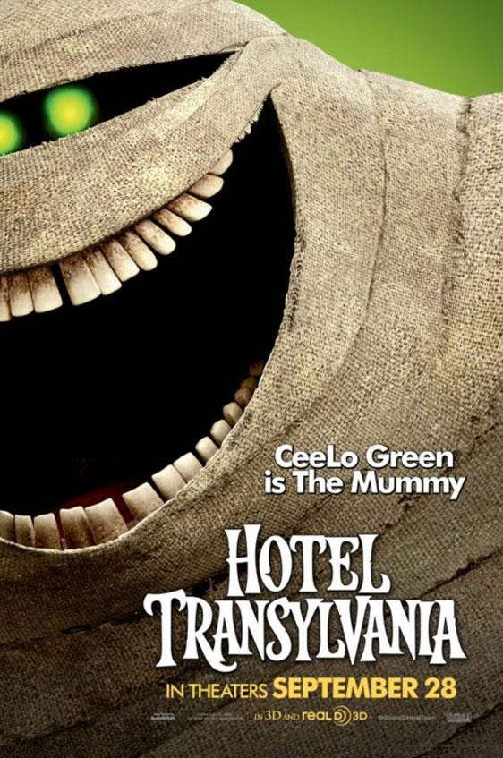 Hotel Transylvania Poster #19