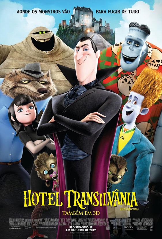 Hotel Transylvania Poster #21