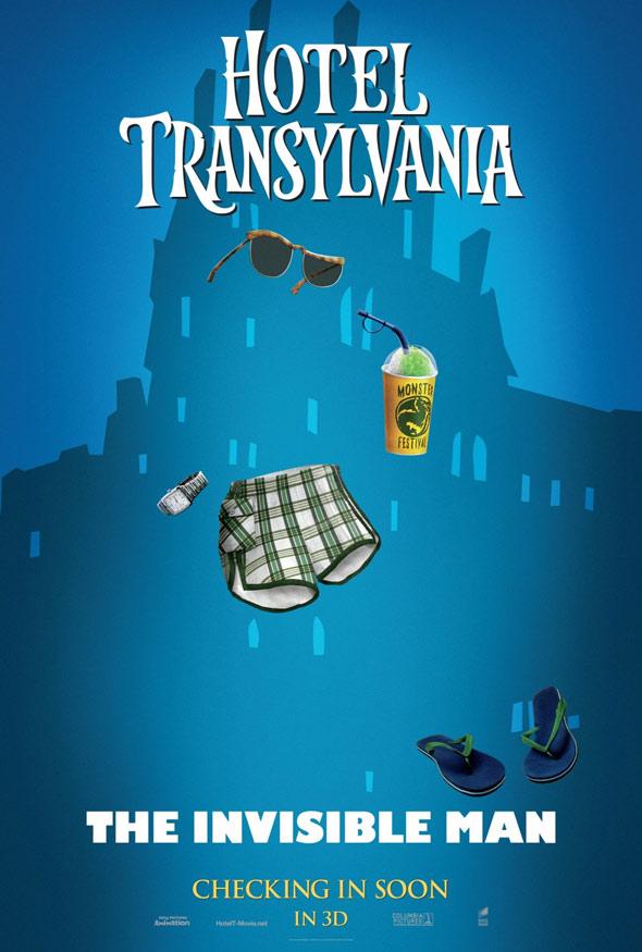 Hotel Transylvania Poster #5
