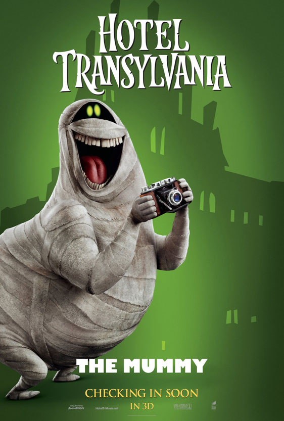 Hotel Transylvania Poster #7