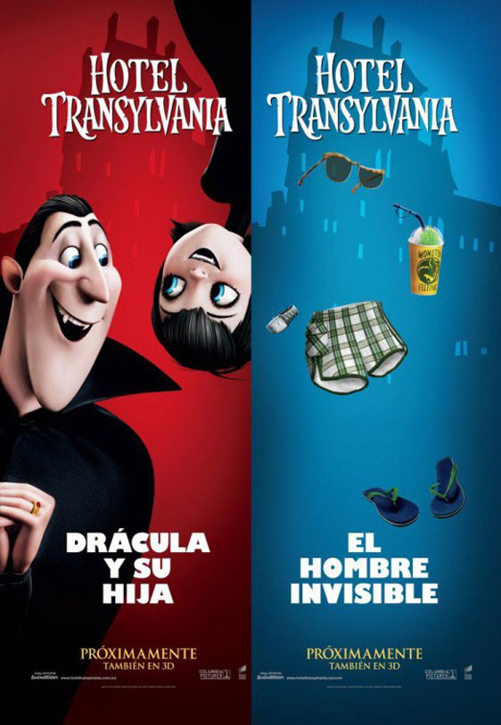Hotel Transylvania Poster #9