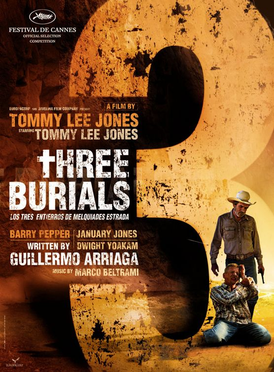 The Three Burials of Melquiades Estrada Poster #1