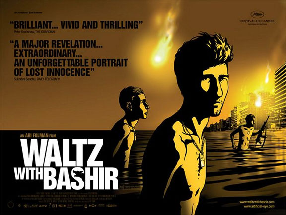 Waltz With Bashir Poster #2