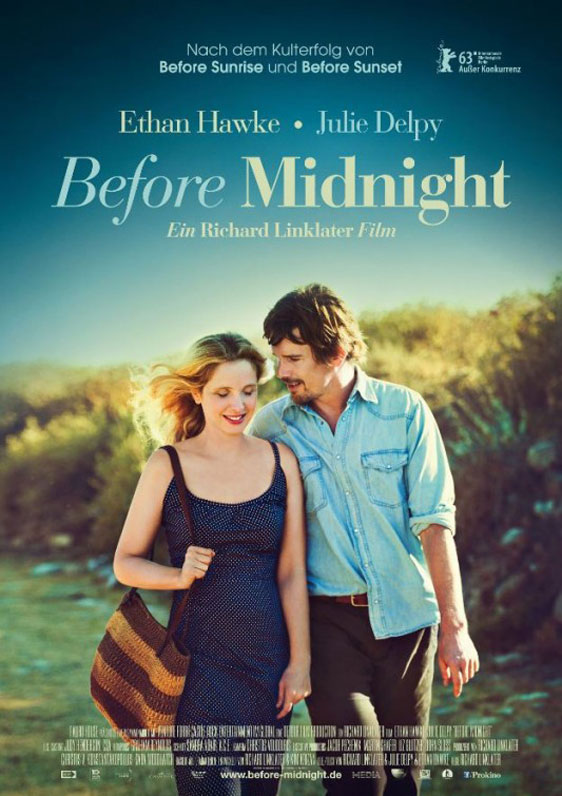Before Midnight Poster #2