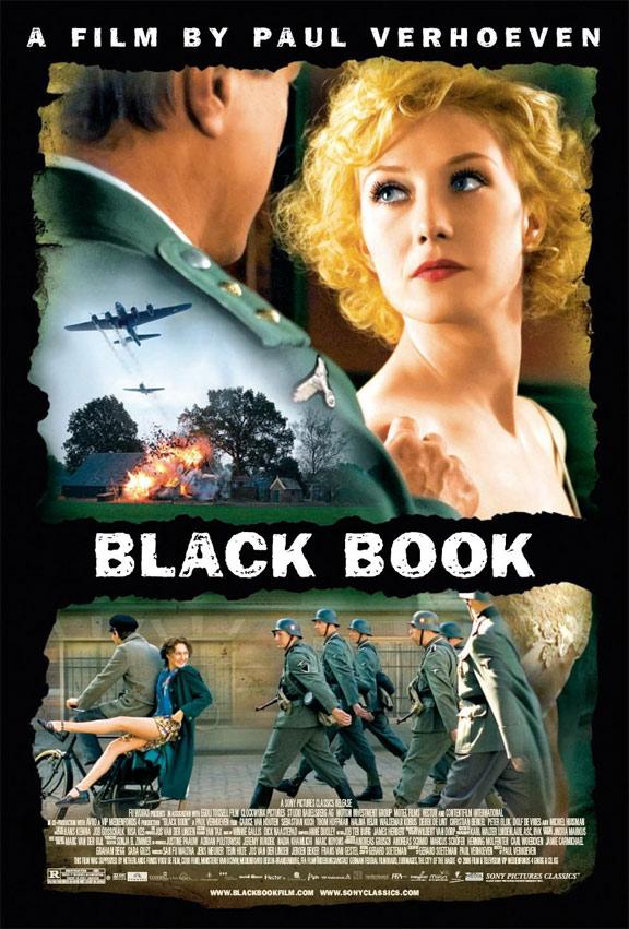 Black Book (Zwartboek) Poster