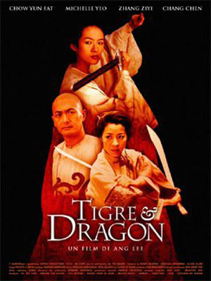 Crouching Tiger, Hidden Dragon Poster #3