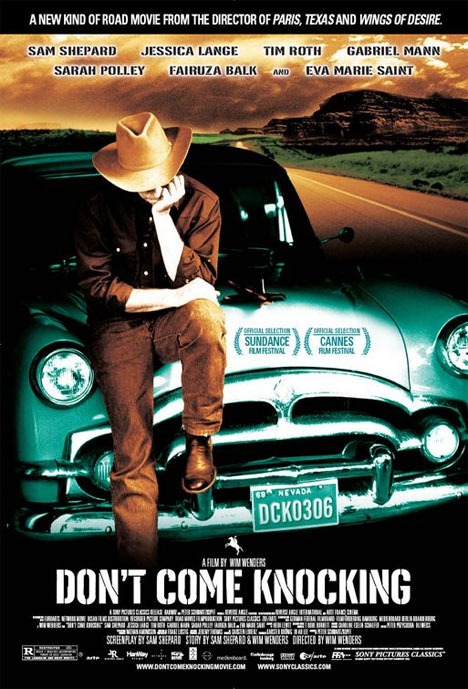 Don't Come Knocking Poster #1