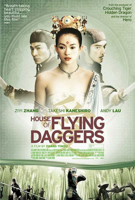 House of Flying Daggers Poster #2
