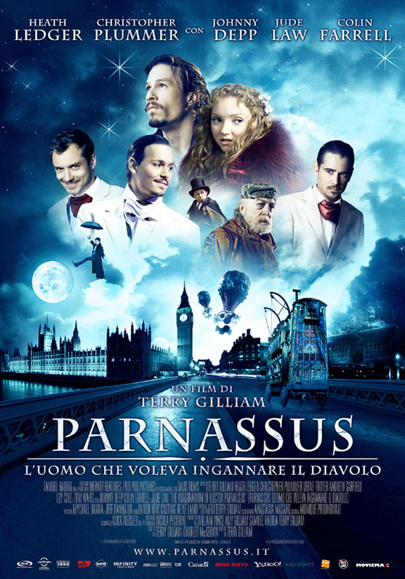 The Imaginarium of Doctor Parnassus Poster #12