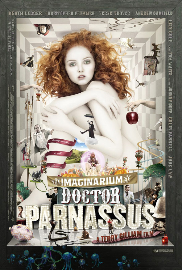 The Imaginarium of Doctor Parnassus Poster #13