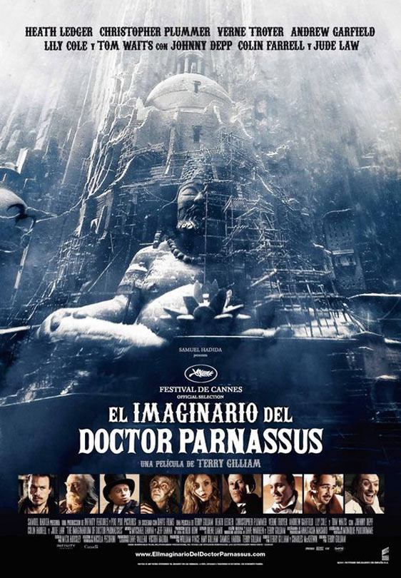 The Imaginarium of Doctor Parnassus Poster #2