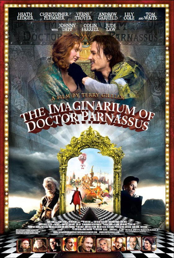 The Imaginarium of Doctor Parnassus Poster #22