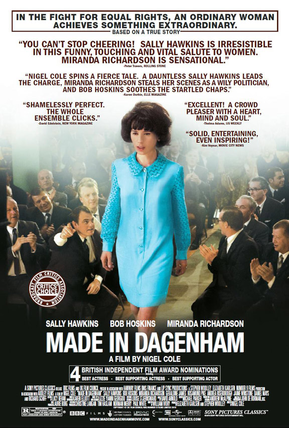 Made in Dagenham Poster #2