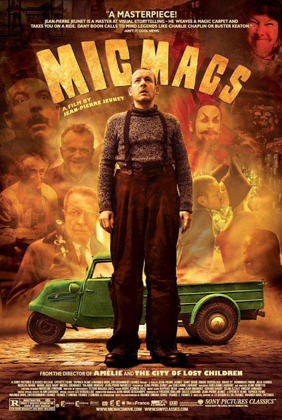 Micmacs Poster #3