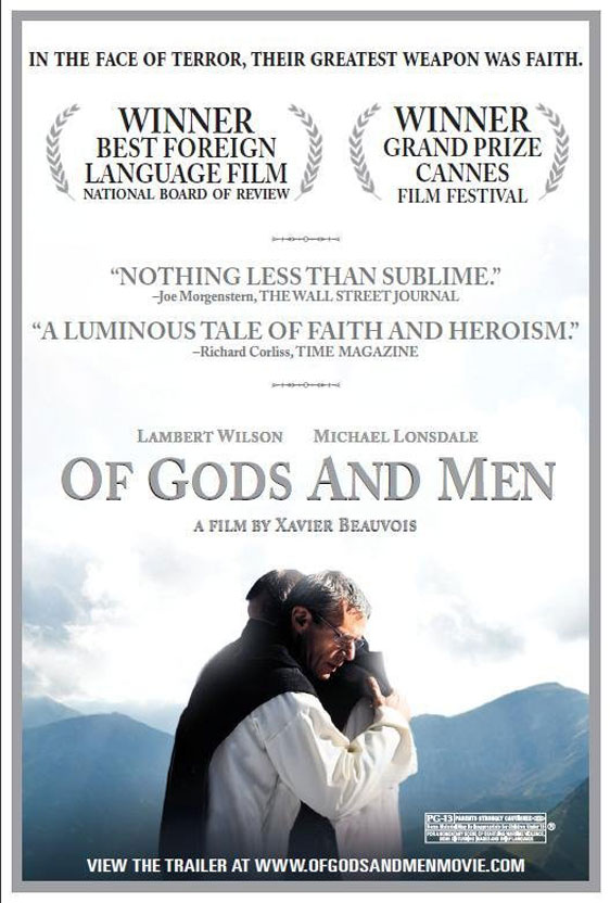 Of Gods and Men Poster #1