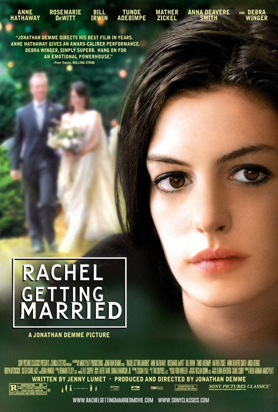 Rachel Getting Married Poster #2