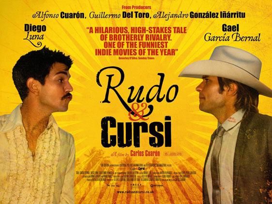Rudo Y Cursi Poster #2