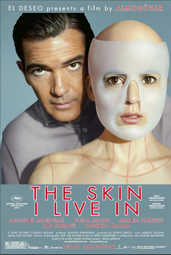 The Skin I Live In Poster #1