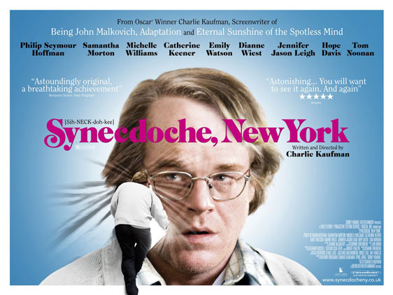 Synecdoche, New York Poster #4