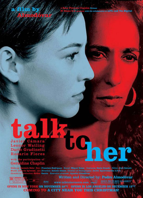 Talk to Her Poster #1