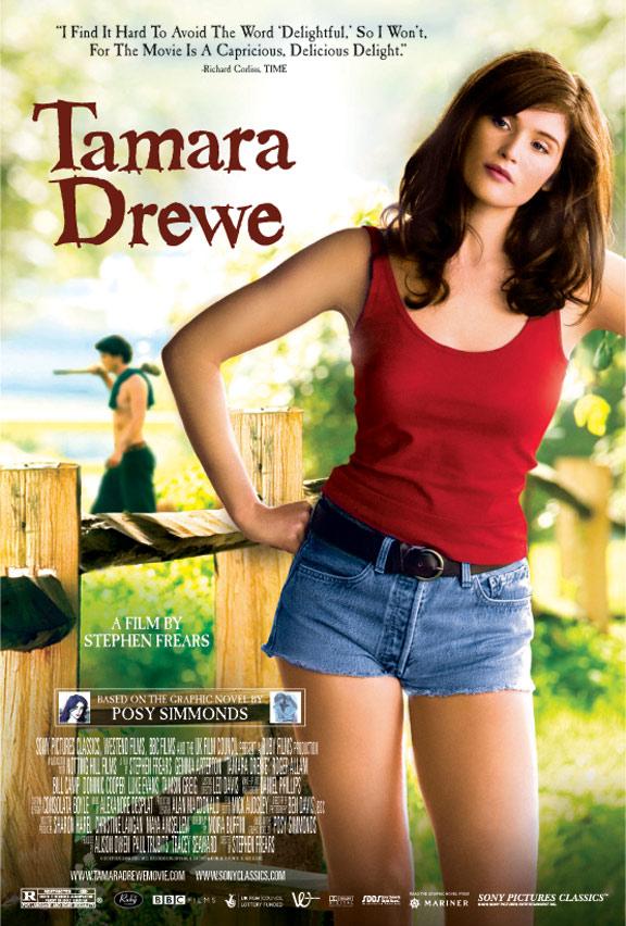 Tamara Drewe Poster #1