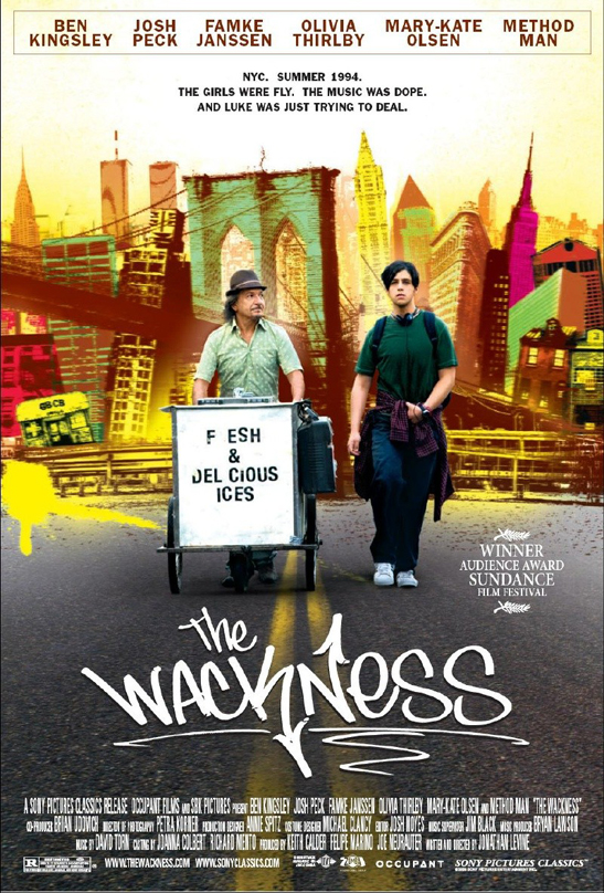 The Wackness Poster #2