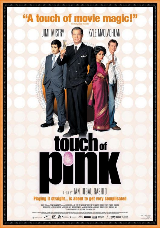 Touch of Pink Poster