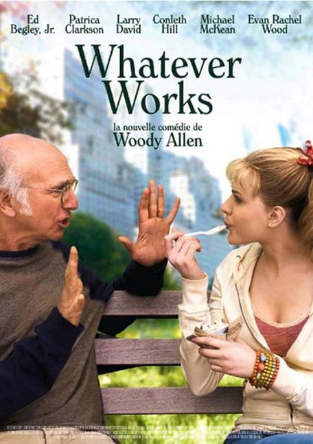 Whatever Works Poster #2