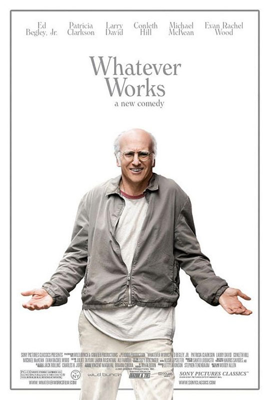 Whatever Works Poster #1